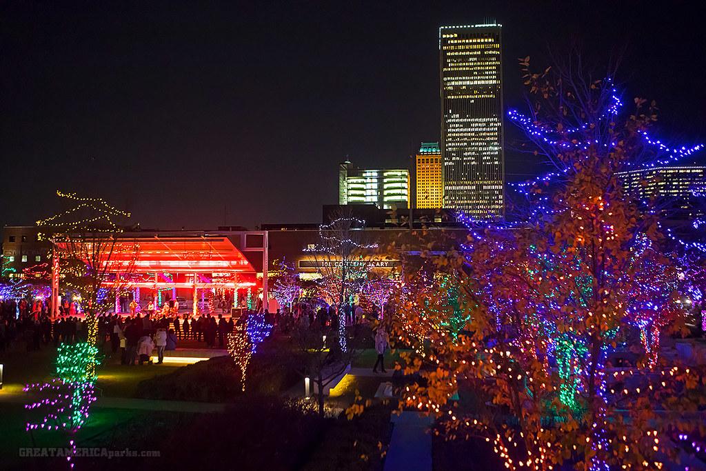 guthrie green christmas lights by ezeiza - Christmas Lights Tulsa