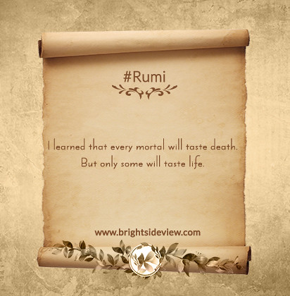 Rumi Quotes On Life 60 Here You Will See Almost All Types O Flickr Magnificent Rumi Quotes On Life