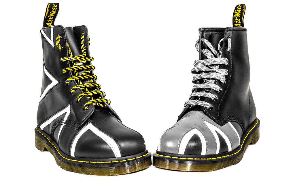 Einkaufen neue Kollektion amazon Dr Martens Unioin Jack, old and new style. . . | Dr Martens ...