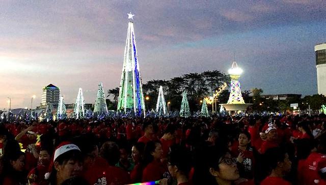 Sibu Annual Christmas Parade 2017 1