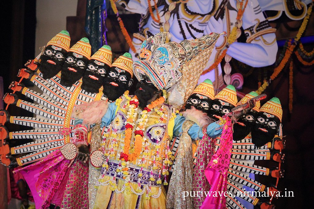 Nabasira – The Character of Shahijatra Ramayan