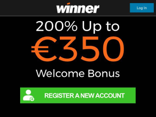 Winner Mobile Casino Home