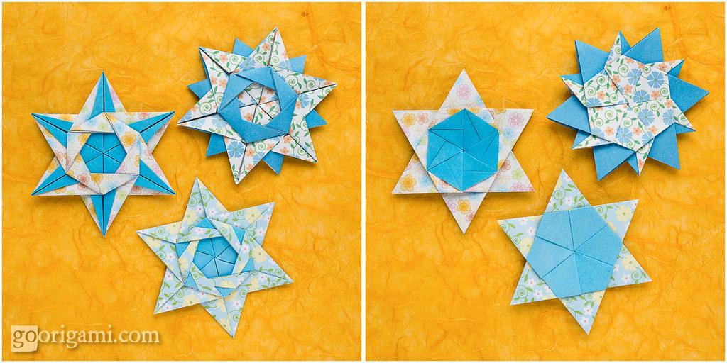 Modular Origami Stars Modular Origami Stars Maria Sinaysk Flickr