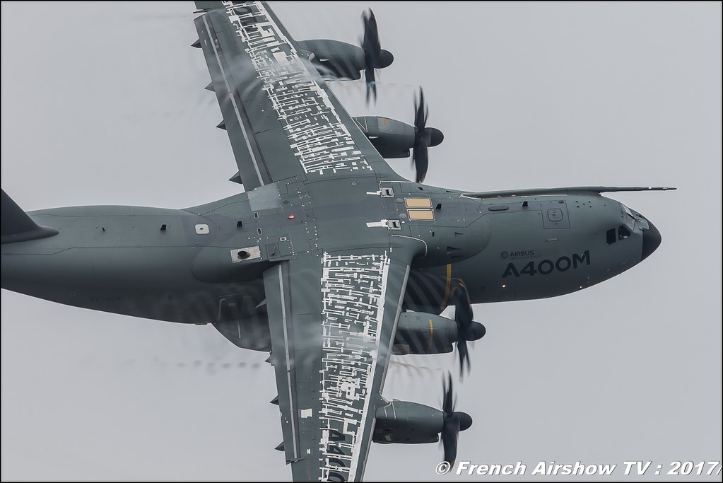 Airbus A400M Atlas , Airbus Military , Royal International Air Tattoo 2017 , Air Tattoo – RIAT 2017 , Fairford , UK Airshow Review 2017 , Meeting Aerien 2017
