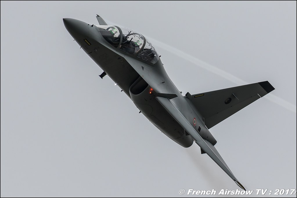 Aermacchi M-346 Master , Aeronautica Militare , Royal International Air Tattoo 2017 , Air Tattoo – RIAT 2017 , Fairford , UK Airshow Review 2017 , Meeting Aerien 2017