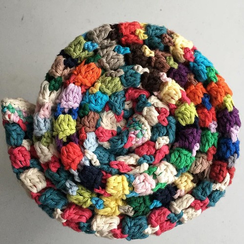 Last night I finished the Block Stitch Afghan I started crocheting in October 2014 for my Mum. I lost all interest in it, and most other craft related things, when I lost Mum but wanted to try and finish it before the end of the year. | by Jane Dallaway