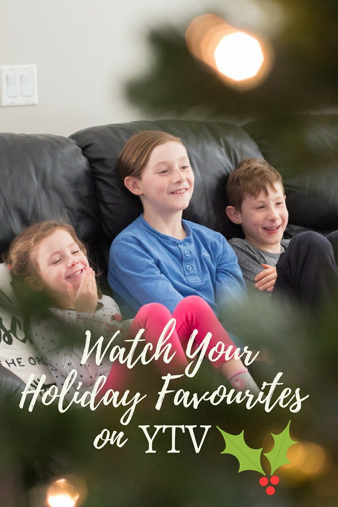 Watch your holidays favourites on YTV this December!