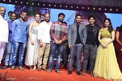 OkkaKshanam Movie Pre-Release Event Stills