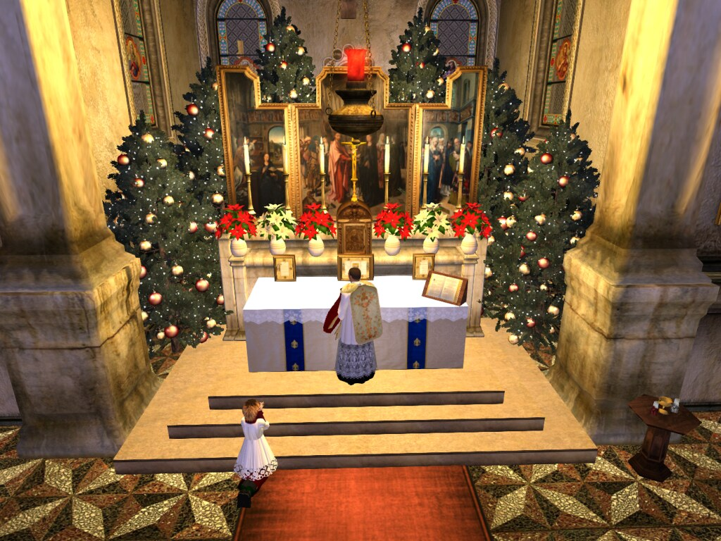 Octave Day of Christmas | Mass for the Octave Day of Christm… | Flickr