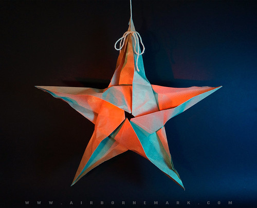 Origami Star | by Airborne Mark