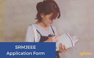 SRMJEEE Application Form 2018