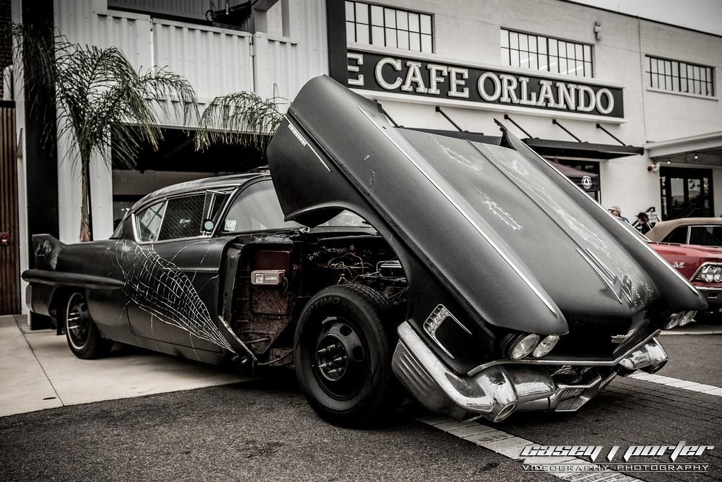 Ace Cafe New Years Car Show Casey J Porter Flickr - Ace cafe orlando car show