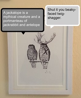 Beaky Faced Twig Shagger | by ammieNoot