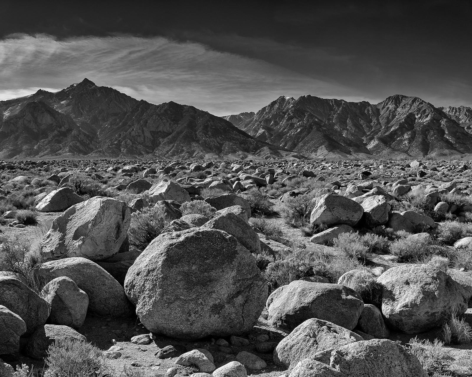 ansel's spot. manzanar, ca. 2014. | by eyetwist
