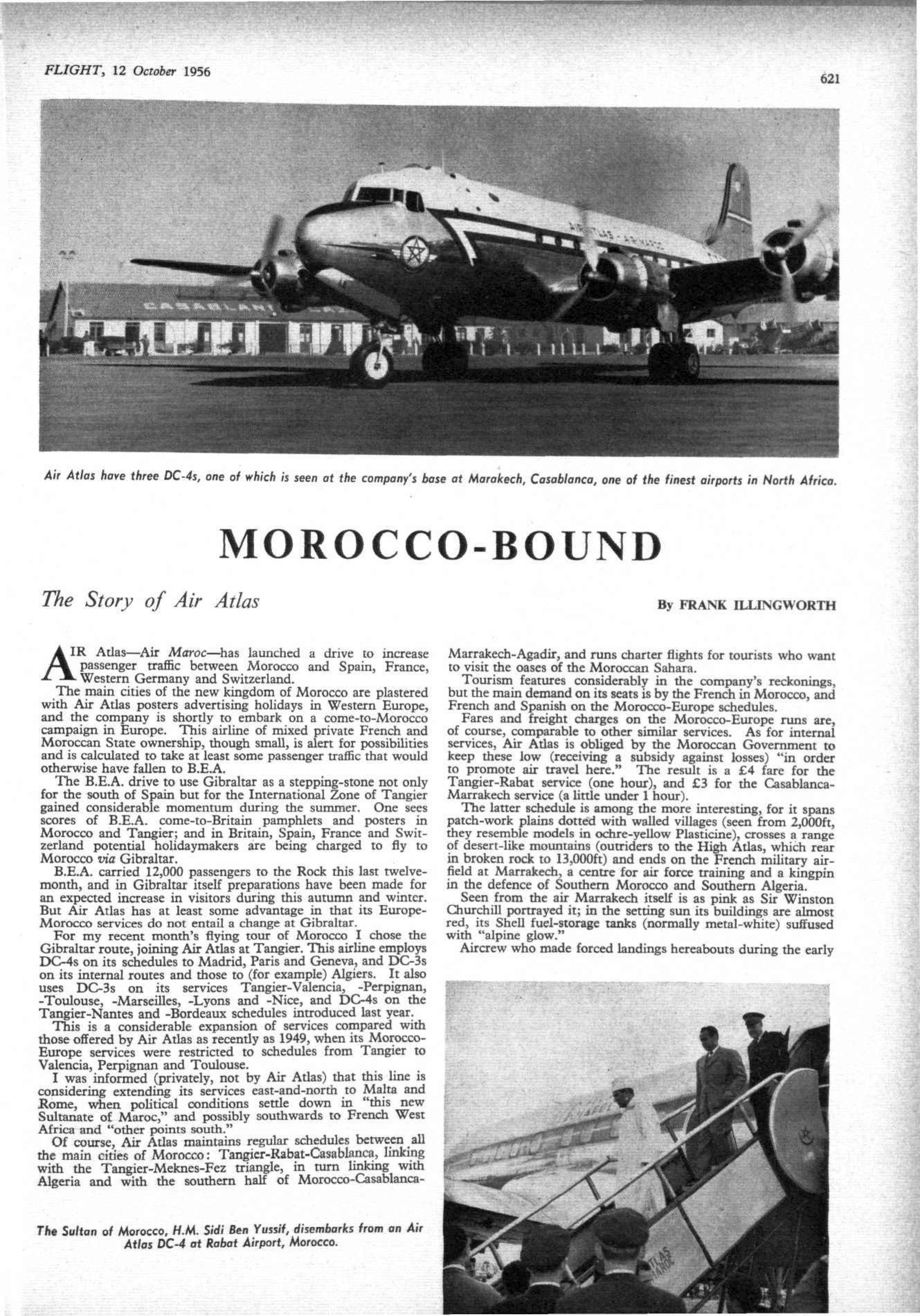 Air Atlas Air Maroc - 1953 à 1957 38870549602_7b05823cee_o
