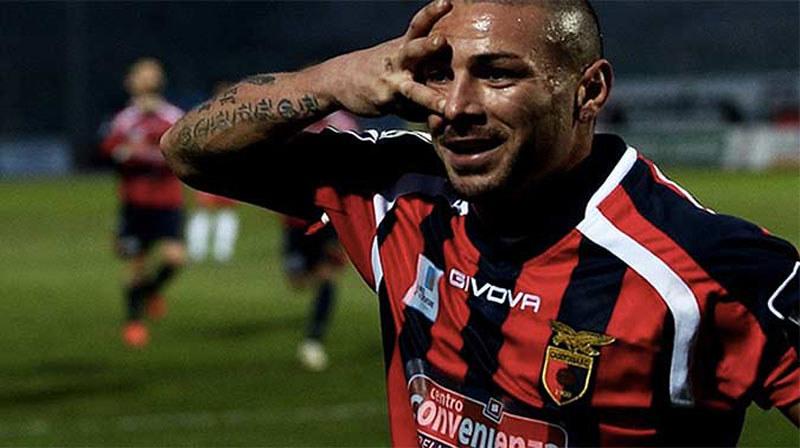 Beppe Caccavallo, nuovo giocatore rossazzurro