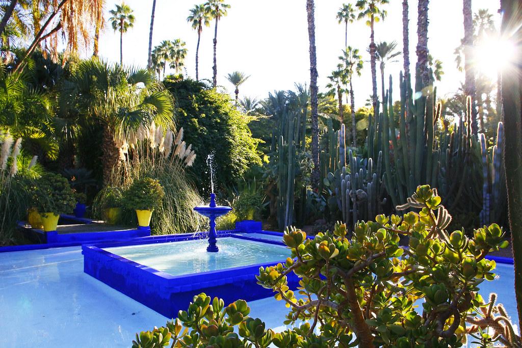 jardin majorelle marrakech by imkesta - Jardin Marrakech