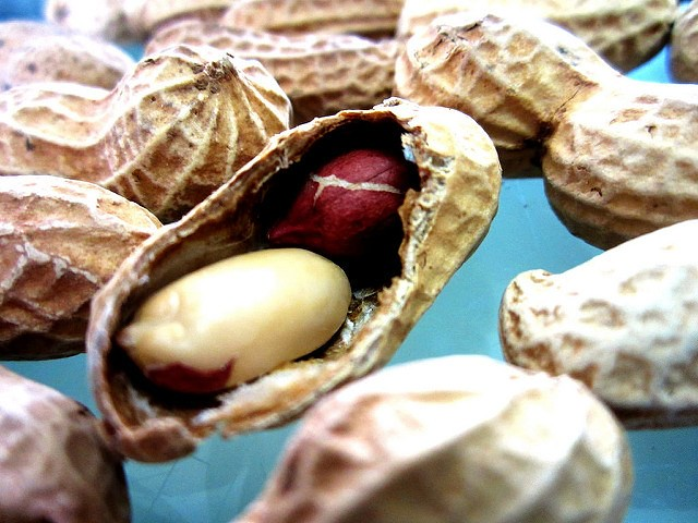 Sibu groundnuts