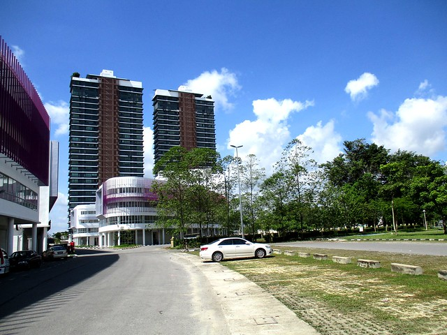 Sibu Twin Towers