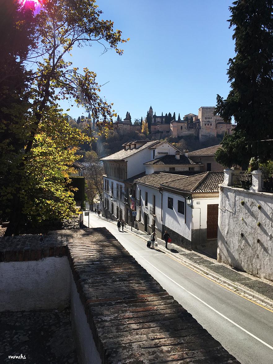 barrio del Albayzín
