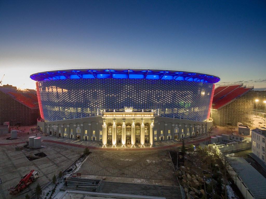Чемпионат Мира 2018 Года В Екатеринбурге