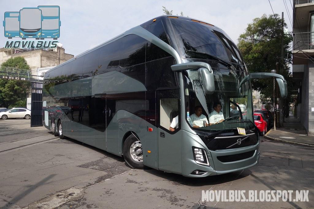 VOLVO 9800 DD. B13R. | Movilbus Mexico | Flickr