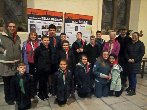 11th Barrow Scouts | by BarrowBells