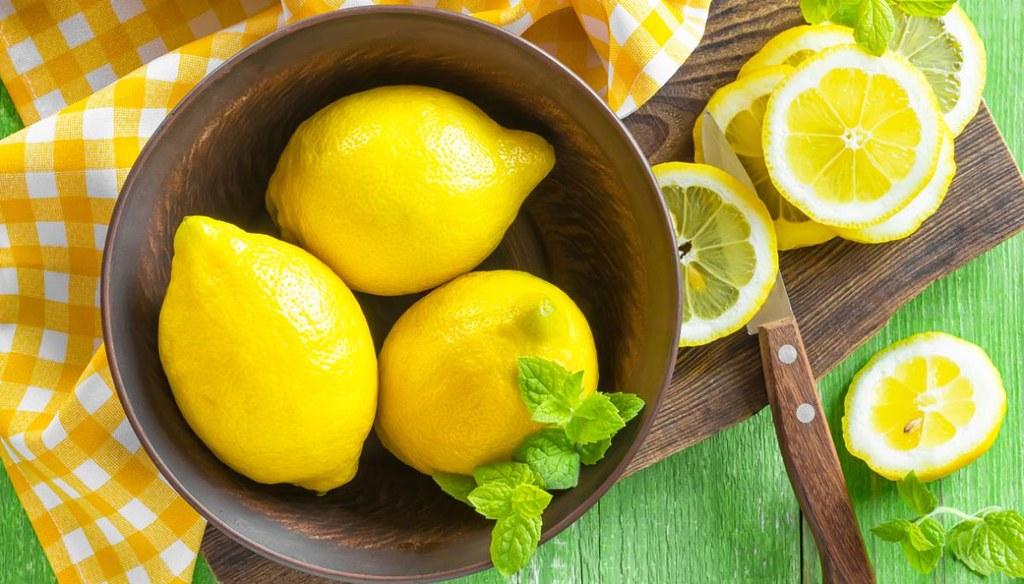 per perdere peso limone