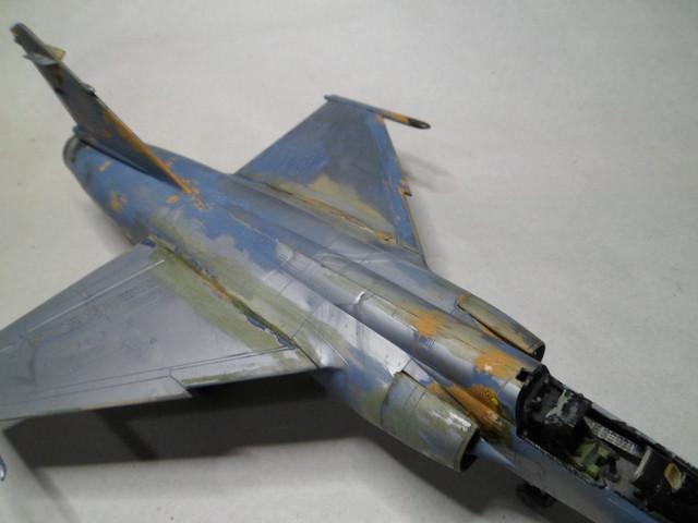 *Renaissance en-cours* Dassault Mirage F1 [ESCI 1/48] 39244209311_59e8438b31_z