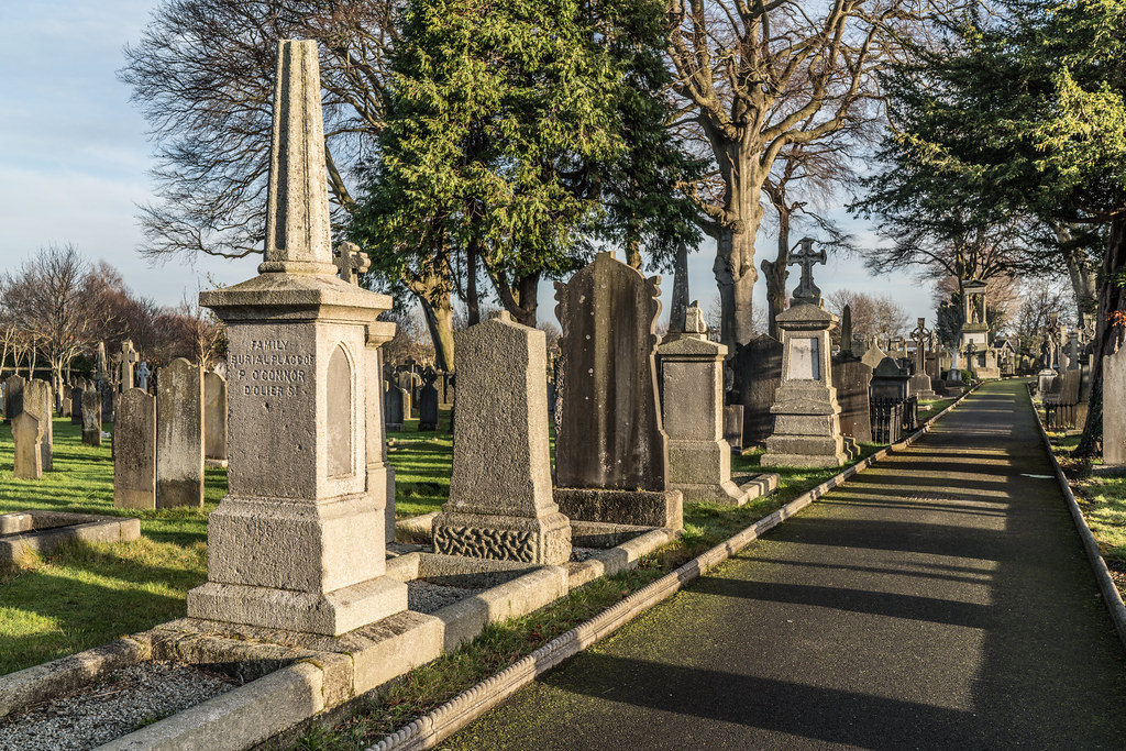 SELECT TO VISIT GLASNEVIN CEMETERY