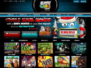 Sloto'Cash Casino Home