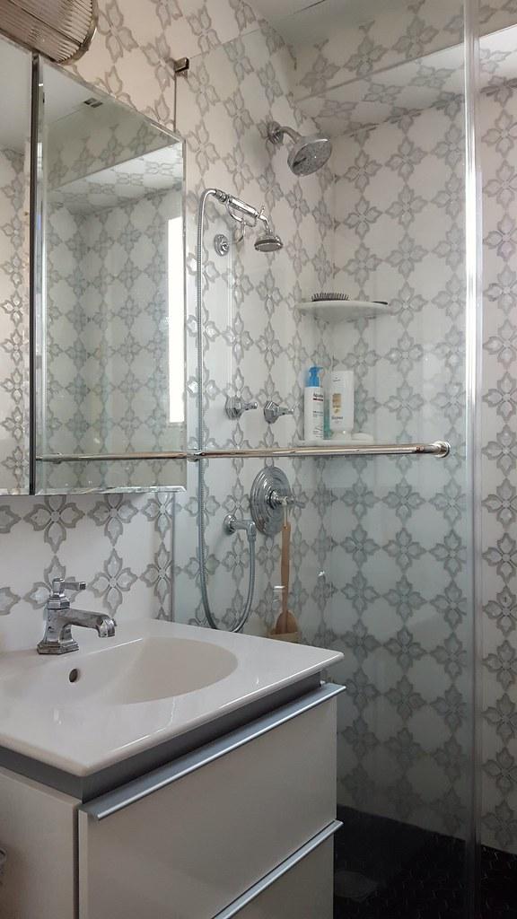 West Village Apartment- Duravit vanity, Kallista fixtures … | Flickr