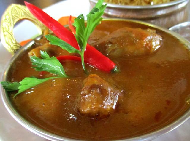 Cafe Ind chicken masala