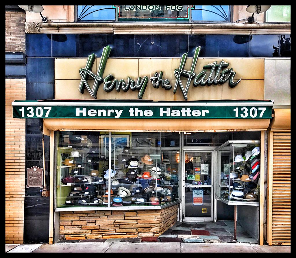 ... Henry the Hatter  558bb008e84