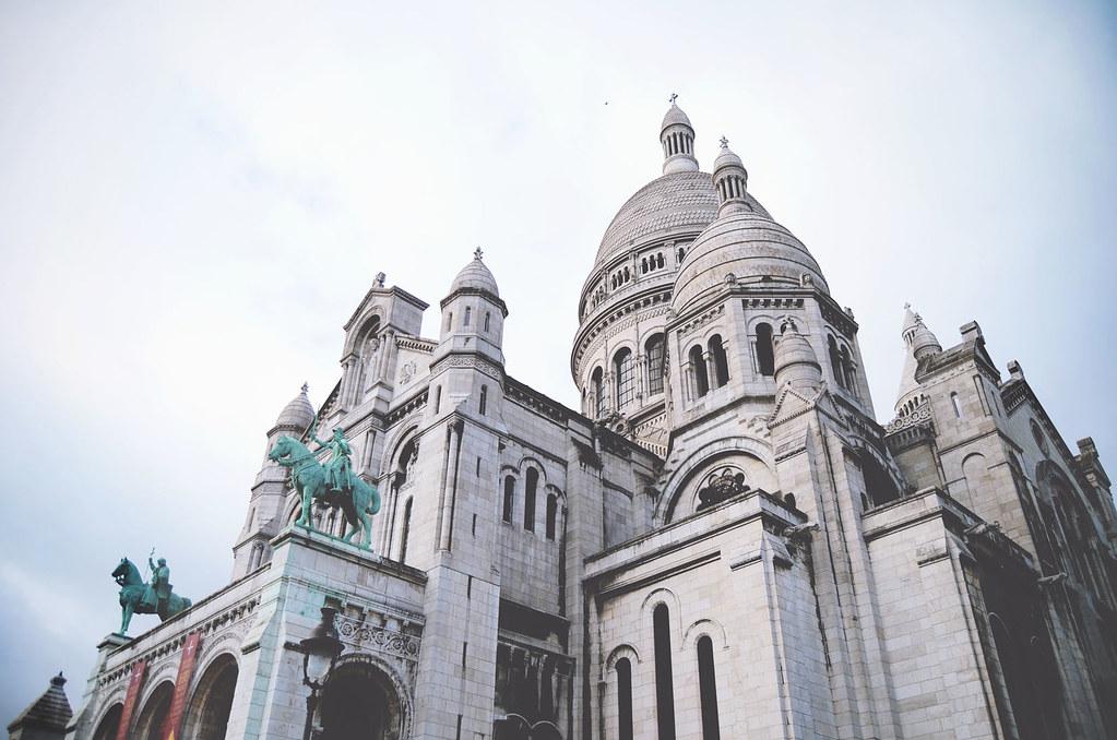 Sacre Coeur church, Paris, France | It's Travel O'Clock