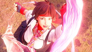 Street Fighter V: Sakura | by PlayStation.Blog