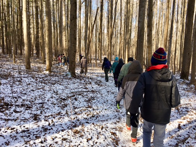 Photo of First Day Hike at Seneca Creek State Park by Teresa Rubio