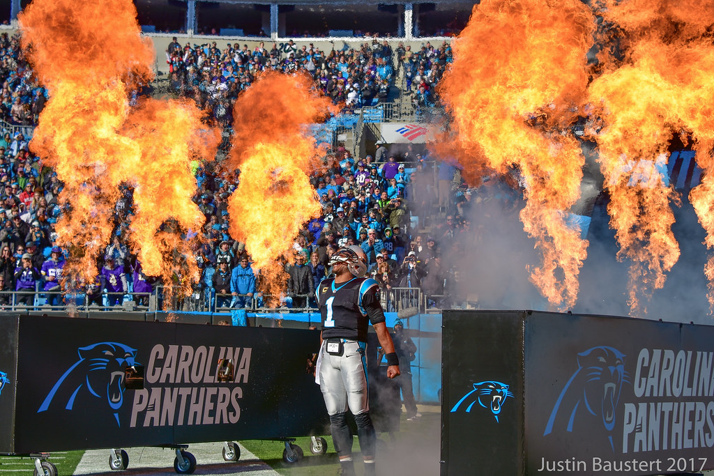 [NFL] My friend got sideline passes to photograph the Vikings @ Panthers game last Sunday. Here are the photos if anyone is interested