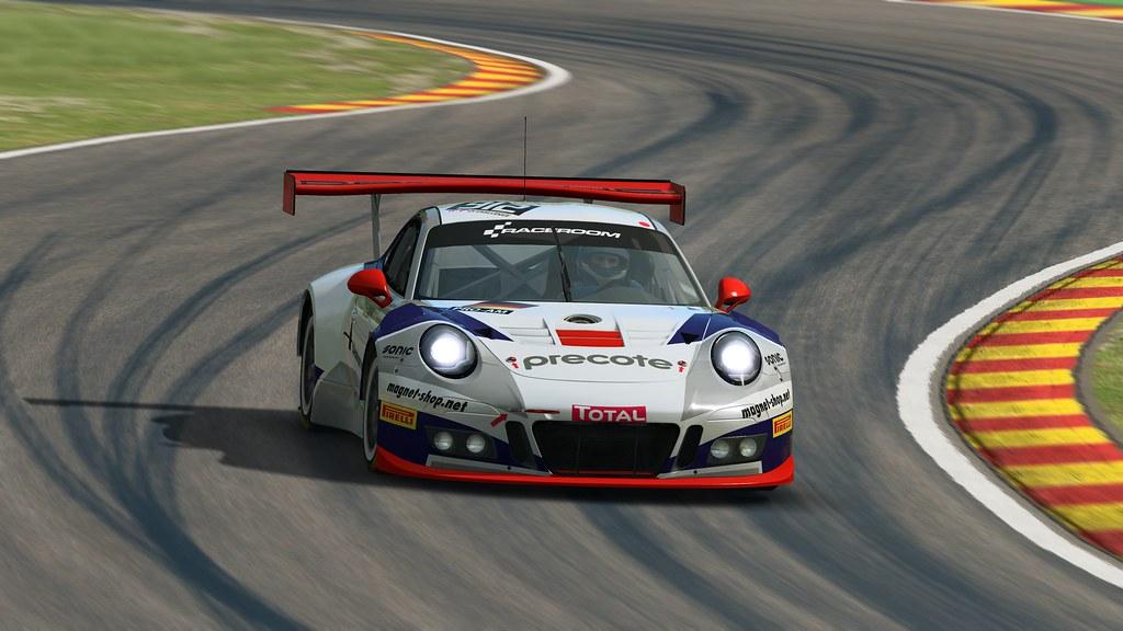 Raceroomracingexperience 911 Spa 13
