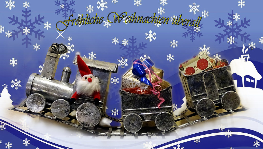 merry christmas all over the world by bestauf - Christmas All Over The World