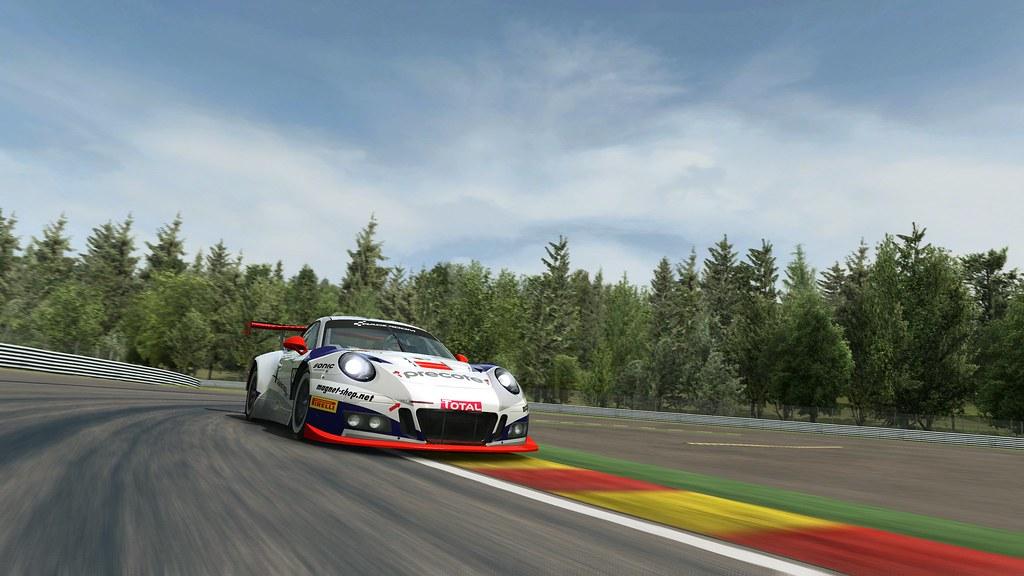 Raceroomracingexperience 911 Spa 19