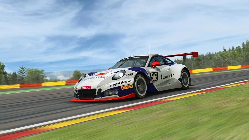 Raceroomracingexperience 911 Spa 9