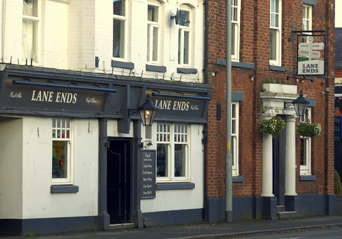 Lane Ends Pub, Preston | by Tony Worrall