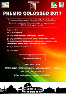loc colosseo 2017 | by Fita Teatro