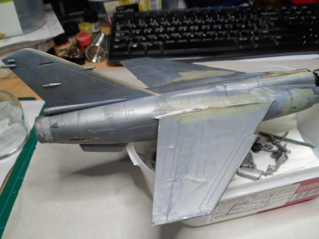 *Renaissance en-cours* Dassault Mirage F1 [ESCI 1/48] 38442138795_25289d2851_z