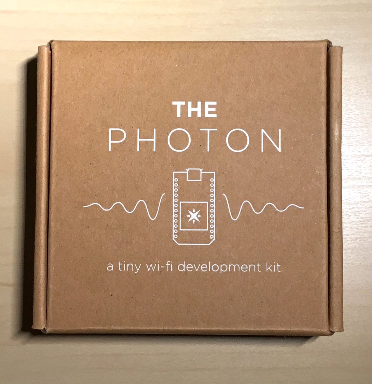 Particle Photon box