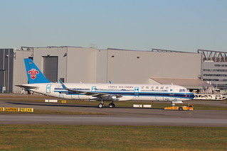 A321neo China Southern Airlines B- | by XFW-Spotter