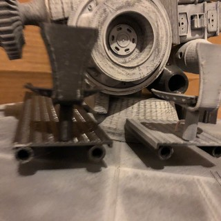 6 inch Death Star Gunner Station diorama progress | by i_melendez45