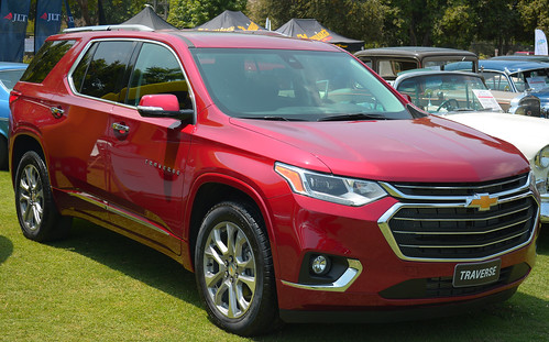 Chevrolet Traverse 3.6 Premier AWD 2018 | by RL GNZLZ