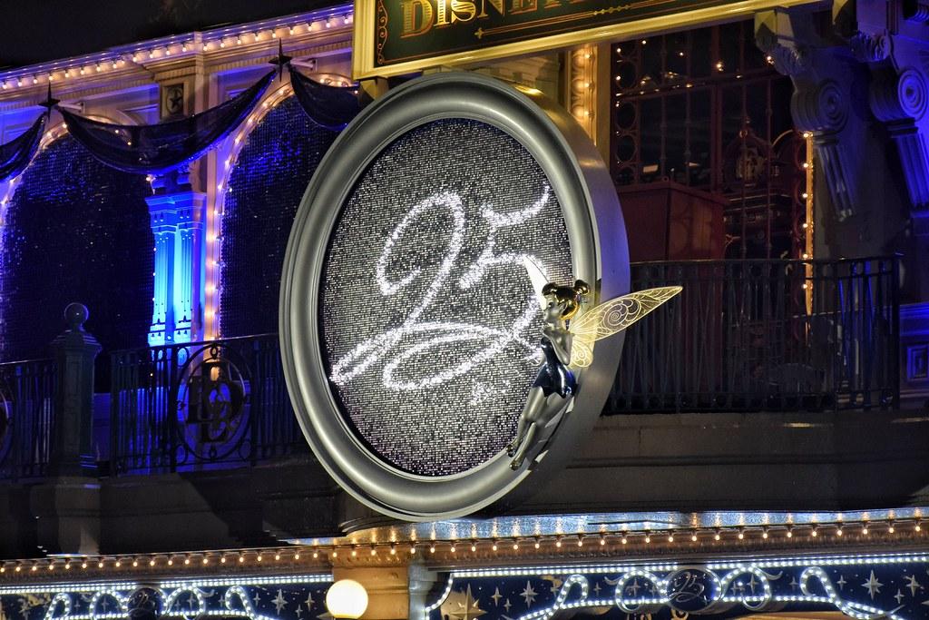 Disney 25th aniversario y Navidad